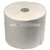 Putzpapier weiß, 29cm breit, 2400 Abrisse, 2-lagig