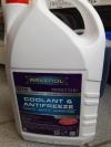 Kühlerfrostschutz C12+ 5Ltr. Rot