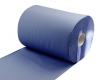 Putzpapier blau 2-lagig, 500  Abrisse 37cmx37cm