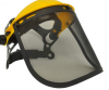 Kopfschutz für Forstarbeiten